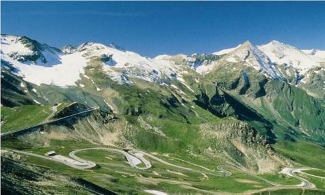 Unser Themenmonat: Die Alpen