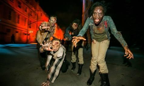 Zombies fehlen bei fast keinen Halloween-Event
