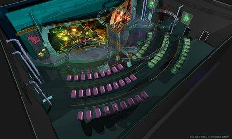 So soll die Arena einmal aussehen