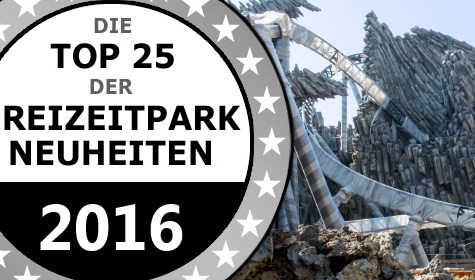 Airtimers Top 25 der Freizeitpark Neuheiten 2016