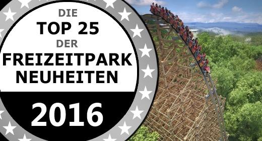 Airtimers Top 25 der Freizeitpark Neuheiten 2016 – Platz 5 bis 1