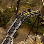 Achterbahn Lost Gravity beendet Walibi Hollands Winterschlaf
