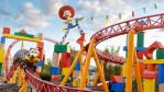 Toy Story Land in der Walt Disney World steht langsam in den Startlöchern