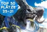 Airtimers Top 30 Neuheiten 2021 - Platz 25 bis 21