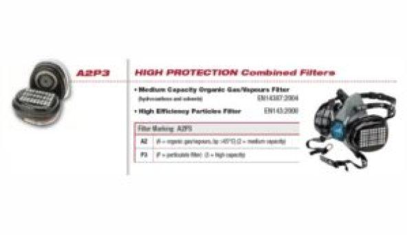 Viper Mask Filters A2P3