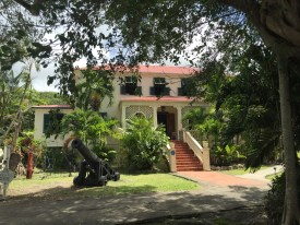 Sunbury - one of the best-preserved great houses on Barbados
