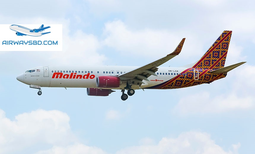 Malindo Air Dhaka Office