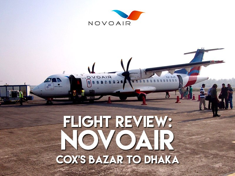 Novoair Flight Schedules