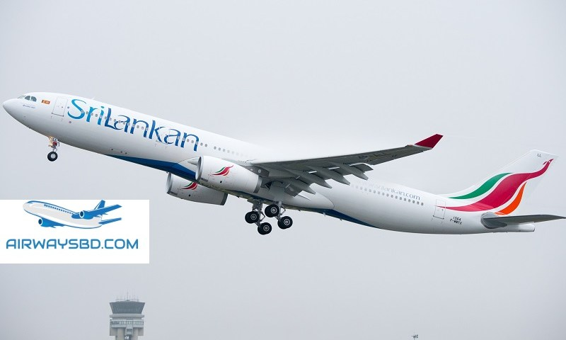 Srilankan Airlines Dhaka Office
