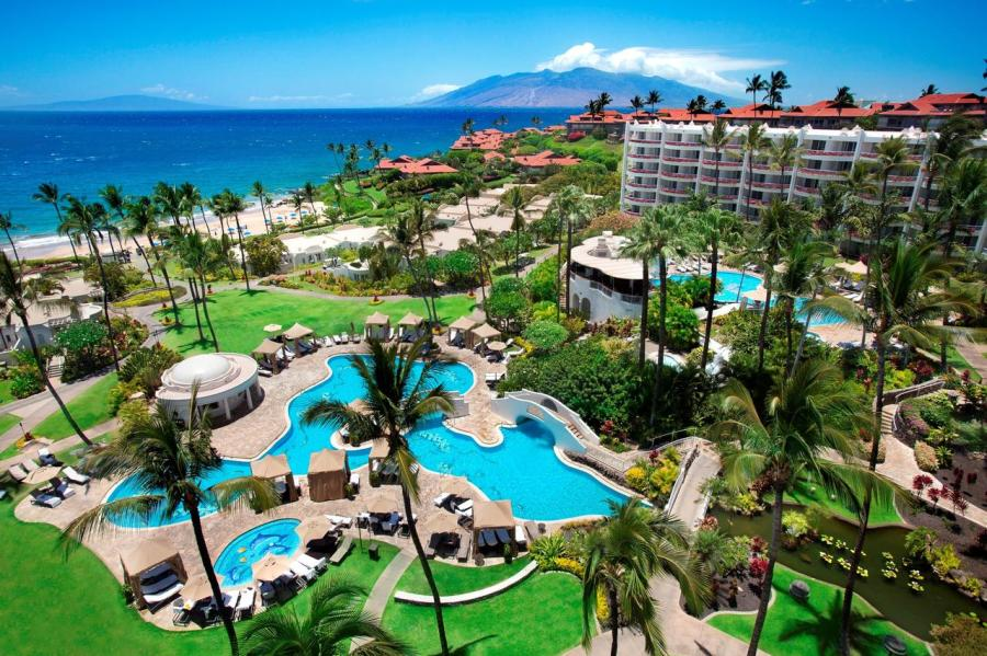 5 best resorts in Maui