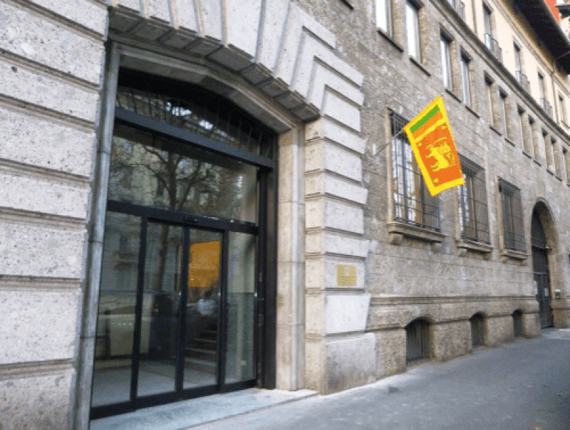 SPANISH EMBASSIES AND CONSULATES