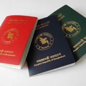 Bangladeshi Passport