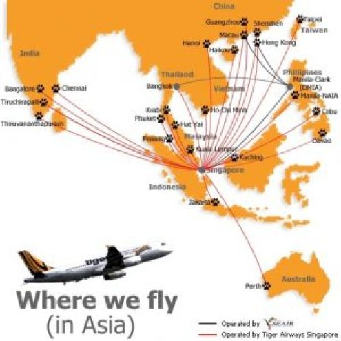 Scoot Airline Dhaka Sales Office and Contact Info