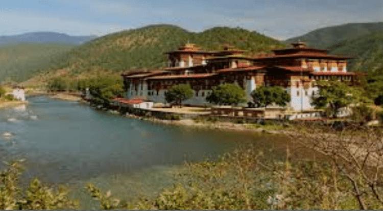 Top place in Bhutan, Zuri Dzong Hike