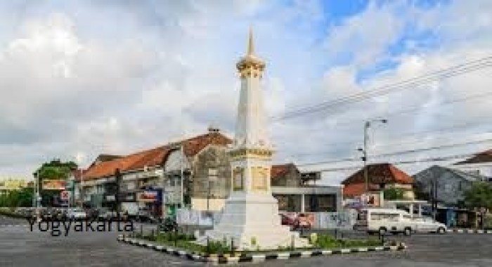 Yogyakarta, top place in Indonesia