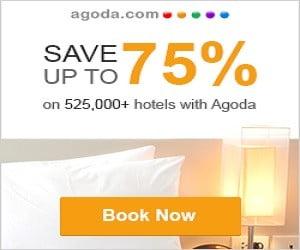 Agoda hotel booking