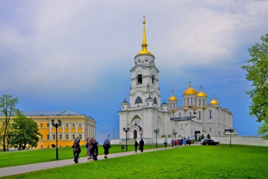 Top Places In Russia