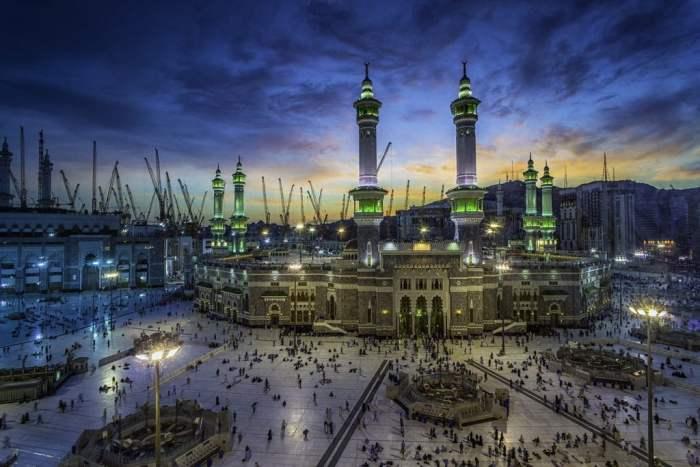 Top Places in Saudi Arabia
