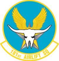181st airlift