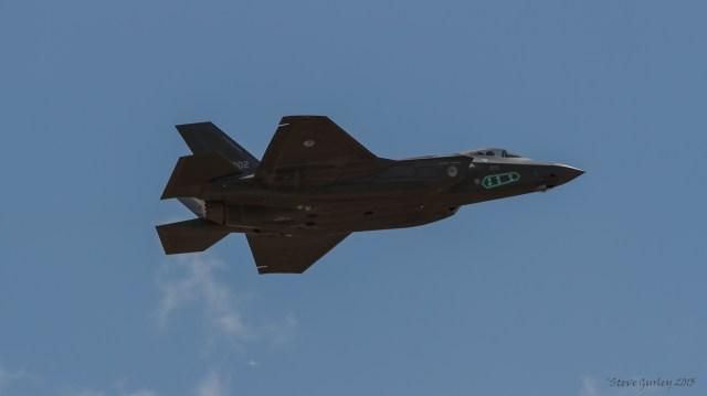 Lockheed F-002 JSF NASJRB _1