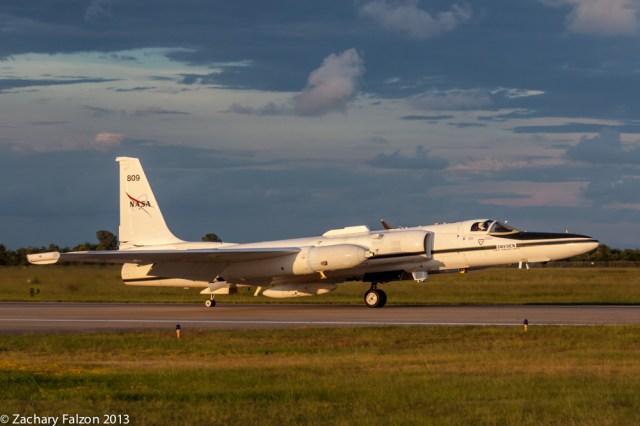 NASA 809 ER-2-2
