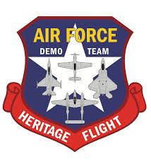 usaf heritage flight