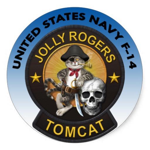 VF84 tomcat Logo