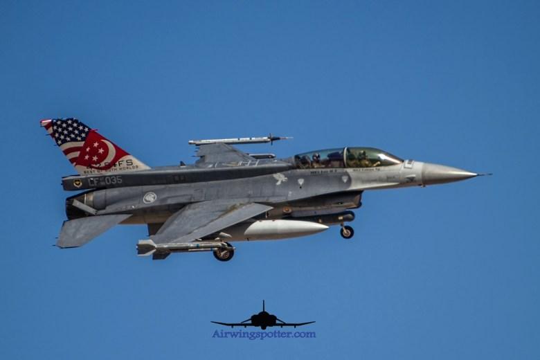 425th FS PEace Carvin II F_16D blk 52+ RSAF 96-035