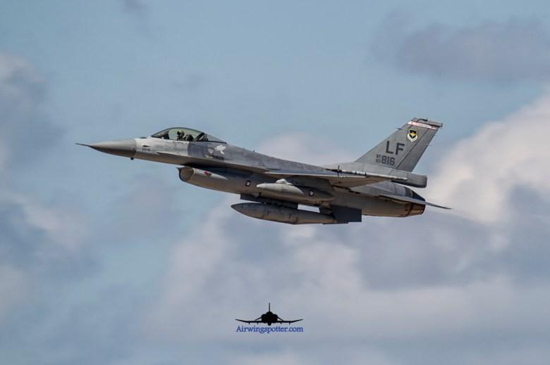 Taiwan F-16A 93-816