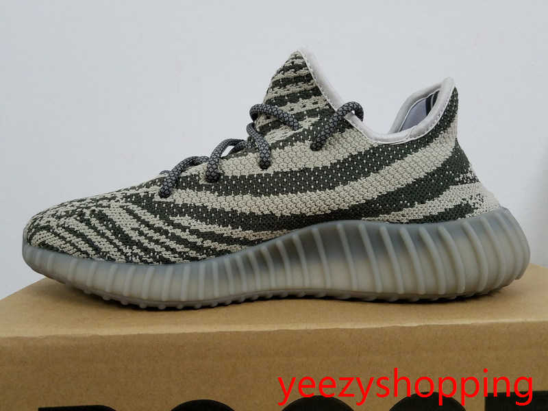 """Authentic Adidas Yeezy 350 Boost V2 """"Peyote from firesole"""