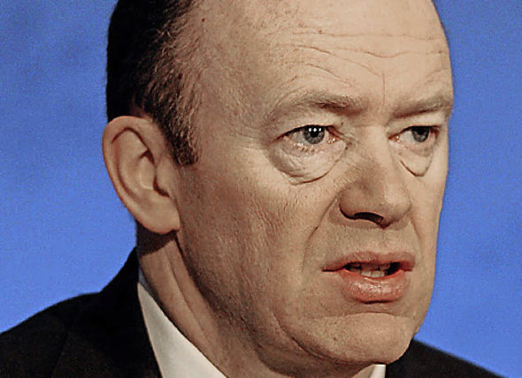John Cryan, the British former chief financial officer of UBS