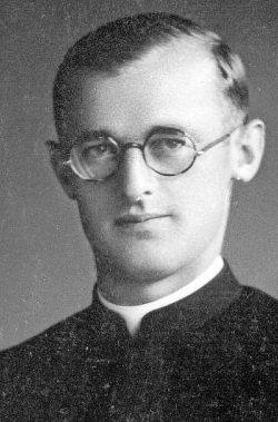 blaženi Engelmar Unzeitig - duhovnik in mučenec