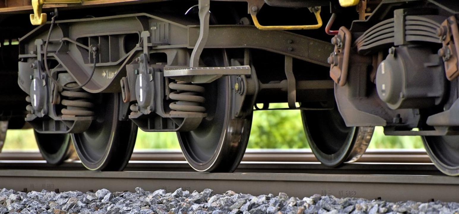 Wegen des Neubaus der Güterzuggleise z...t es wieder reichlich Gesprächsbedarf.  | Foto:  Gollrad