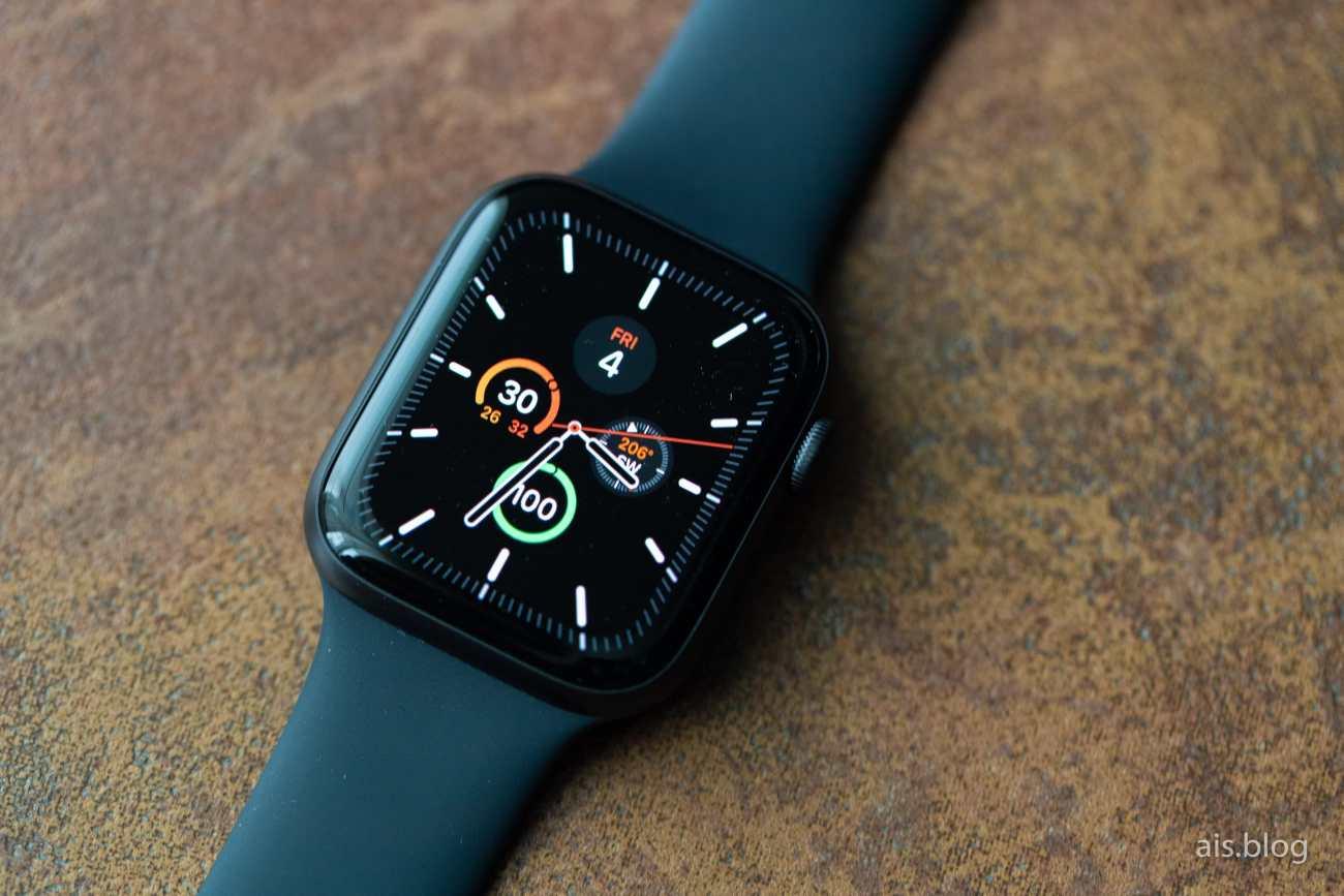 Apple watch series 5 space grey