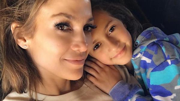 Jennifer Lopez und Alex Rodriguez' Töchter sind Freundinnen