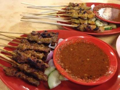 beef-and-chicken-satay