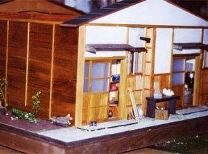 ドールハウス 長屋の生活(2007)写真NO,6