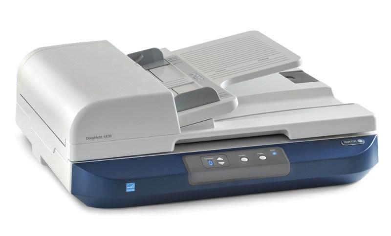 FujiFilm Documate 4830i (100ipm) A3 Flatbed Duplex Scanner