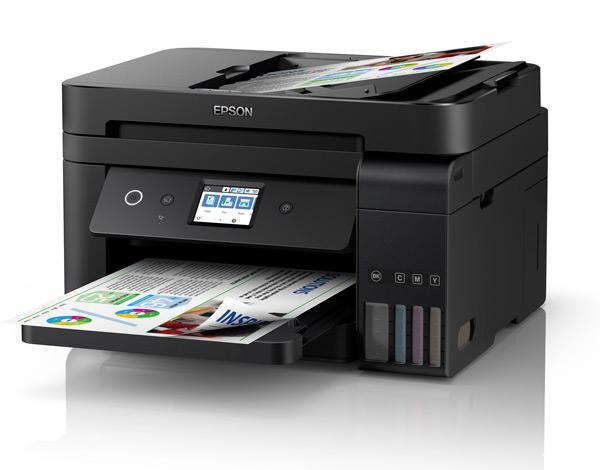 Epson ET-4750 Ecotank Colour multifunction printer
