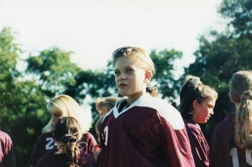 #17, Meadowbrook Field Hockey starting goalie