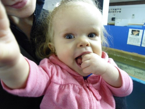 Addie wants YOU to come to Biomes with her!