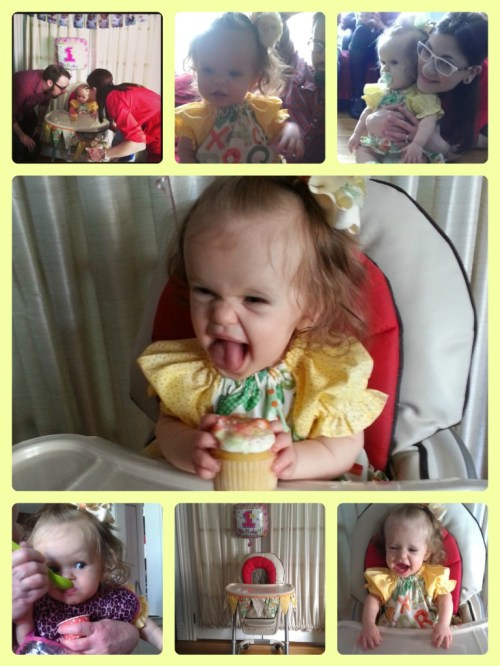 Addie First BDAY RI