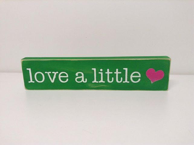 Love a Little Block
