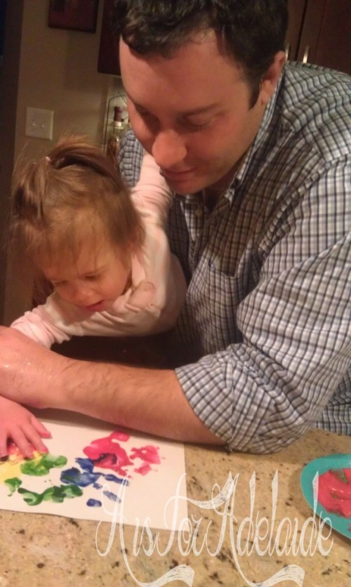 Evan and Hadley #craft Turkey Hands 2013