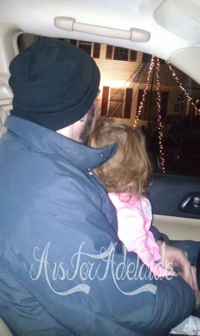 Best Light Shows in RI #RhodeIsland #Christmaslights #holiday2013 Shenandoah Road