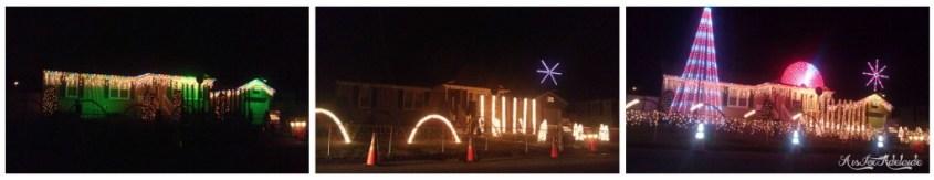 Gristmill Road Best Light Shows in RI #Christmaslights #RhodeIsland #aisforadelaideblog
