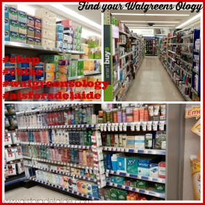#aisforadelaide Find Your #walgreensology My Healthy Home Walgreens Store
