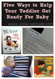 #aisforadelaide #readyforbaby #toddlertips
