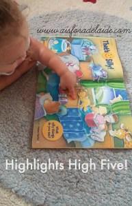 #aisforaldeiade #HighlightsHighFive #shop #highlightsmagazine That's Silly