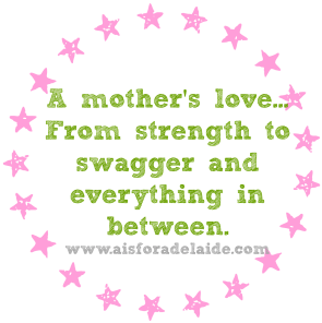 #aisforadelaide #amotherslove #swagger #strength